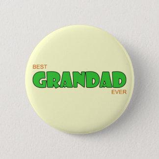 Bóton Redondo 5.08cm O melhor Grandad nunca