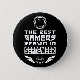 Bóton Redondo 5.08cm O melhor Spawn dos Gamers em setembro