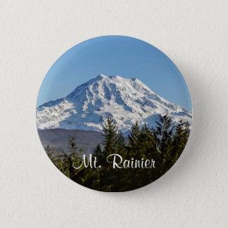 Bóton Redondo 5.08cm O Monte Rainier majestoso