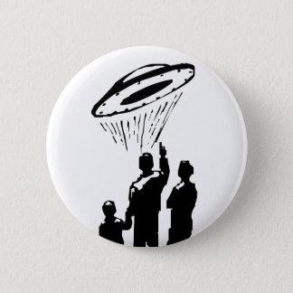 Bóton Redondo 5.08cm Observação do UFO