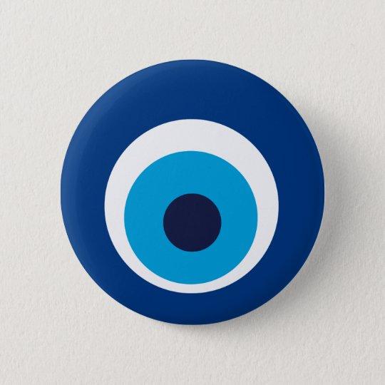 Bóton Redondo 5.08cm olho grego