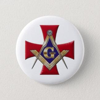 Bóton Redondo 5.08cm Ordem sagrado da fraternidade