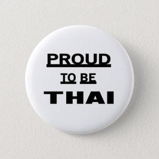 Bóton Redondo 5.08cm Orgulhoso ser tailandês