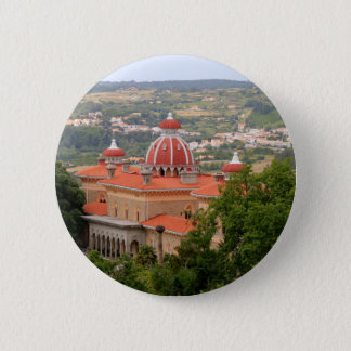 Bóton Redondo 5.08cm Palácio de Monserrate, perto de Sintra, Portugal