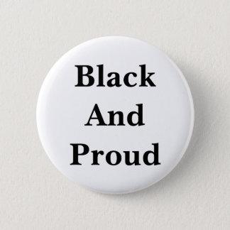 Bóton Redondo 5.08cm Palavras pretas em um fundo branco--a maneira está