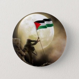 Bóton Redondo 5.08cm Palestina