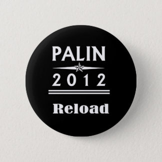 Bóton Redondo 5.08cm Palin 2012 - Reload