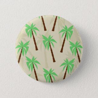Bóton Redondo 5.08cm palmeiras