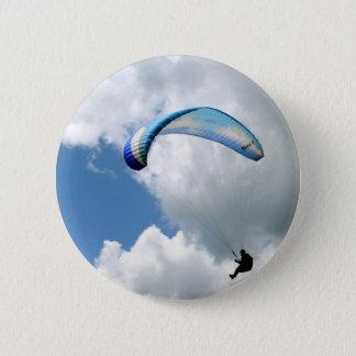 Bóton Redondo 5.08cm Paraglider em vôo