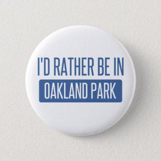 Bóton Redondo 5.08cm Parque de Oakland