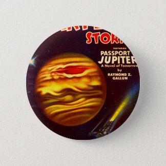 Bóton Redondo 5.08cm Passaporte a Jupiter