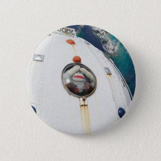 Bóton Redondo 5.08cm Perdido no macaco do espaço