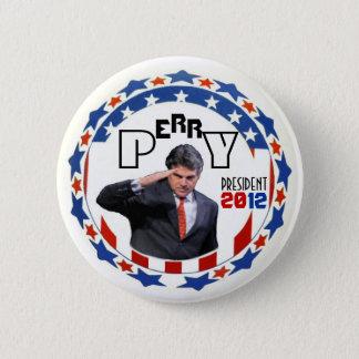 Bóton Redondo 5.08cm Perry para Prez em 2012