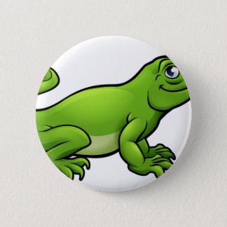 Bóton Redondo 5.08cm Personagem de desenho animado do lagarto de dragão