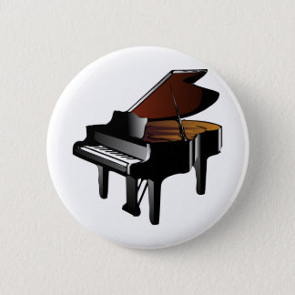 Bóton Redondo 5.08cm Piano