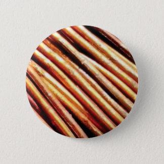 Bóton Redondo 5.08cm pilhas das tubulações de cobre