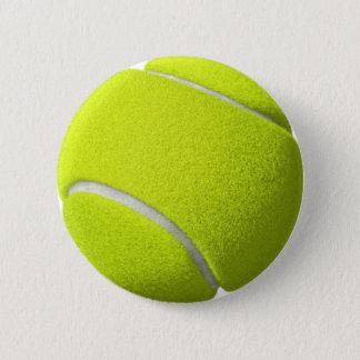 Bóton Redondo 5.08cm Pin da bola de tênis/crachá do botão