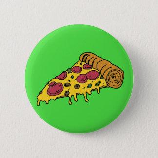Bóton Redondo 5.08cm Pin da pizza