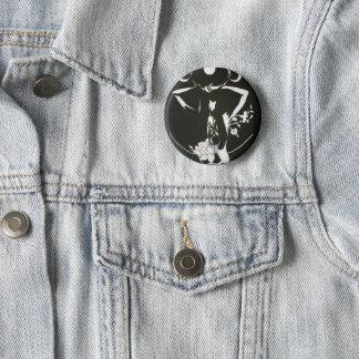 Bóton Redondo 5.08cm Pin de Hecate