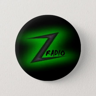 Bóton Redondo 5.08cm Pin de rádio de Z