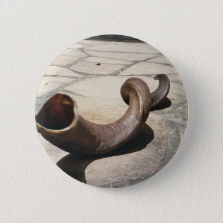 Bóton Redondo 5.08cm Pin de Rosh Hashanah
