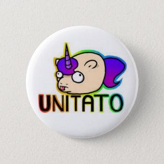 Bóton Redondo 5.08cm Pin de Unitato