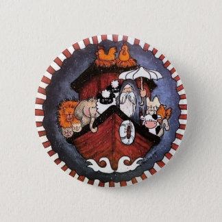 Bóton Redondo 5.08cm Pin do botão de Noah
