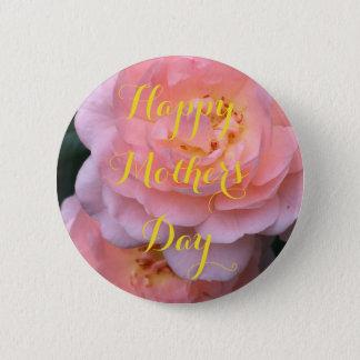 Bóton Redondo 5.08cm Pin do dia das mães