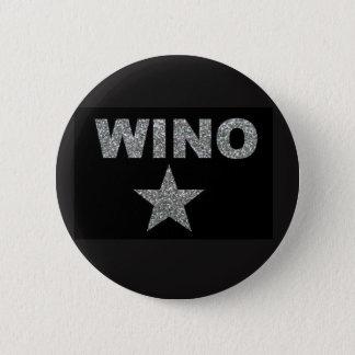 Bóton Redondo 5.08cm Pin do Grunge dos anos 90