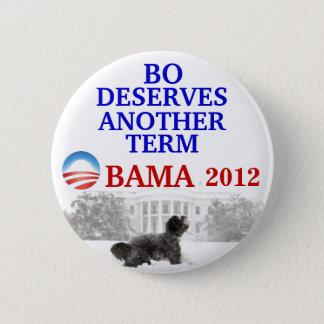 Bóton Redondo 5.08cm Pino da BO Obama 2012