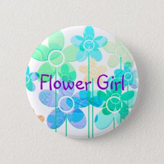 Bóton Redondo 5.08cm Pino do botão do florista