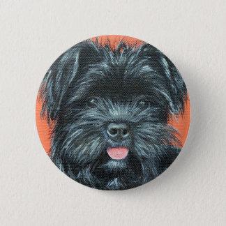 Bóton Redondo 5.08cm Pintura de Koda - de Terrier