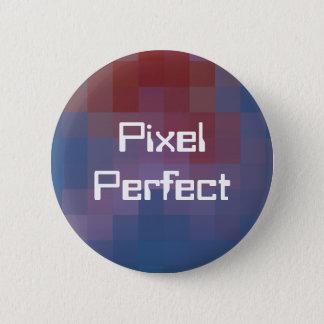 Bóton Redondo 5.08cm Pixel Pixelated perfeito