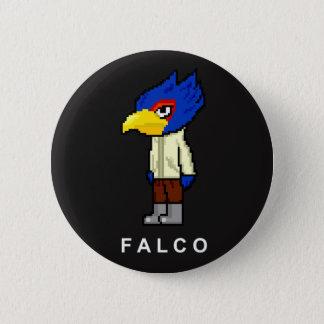 Bóton Redondo 5.08cm Pixelated Falco