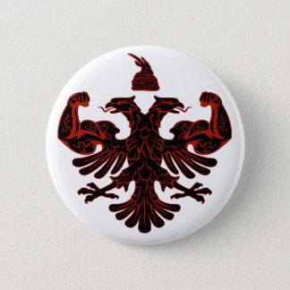 Bóton Redondo 5.08cm Poder albanês