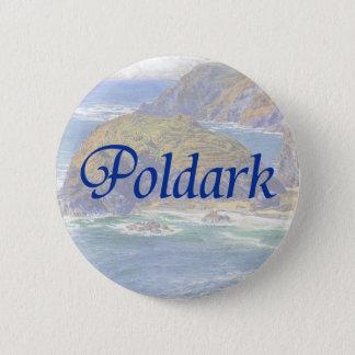 Bóton Redondo 5.08cm Poldark