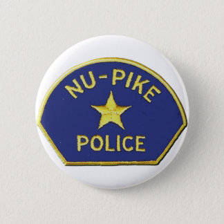 Bóton Redondo 5.08cm Polícia de NU-Pike