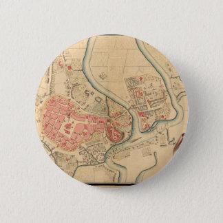 Bóton Redondo 5.08cm Polônia 1755 de Krakow