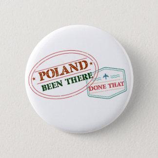 Bóton Redondo 5.08cm Polônia feito lá isso