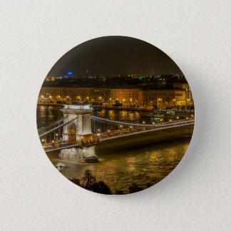 Bóton Redondo 5.08cm Ponte Chain de Budapest