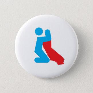 Bóton Redondo 5.08cm Pray para o botão de Cali