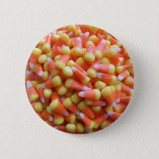 Bóton Redondo 5.08cm Presente da novidade do milho de doces