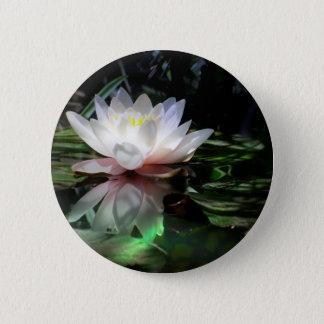 Bóton Redondo 5.08cm Presentes da flor de Lotus