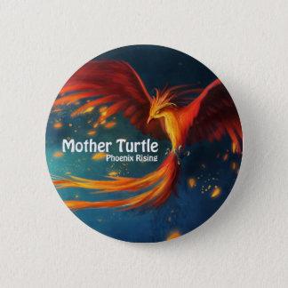 Bóton Redondo 5.08cm Produtos da tartaruga da mãe