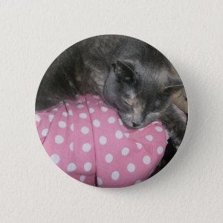 Bóton Redondo 5.08cm Produtos do gato