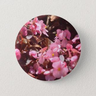 Bóton Redondo 5.08cm produtos florais