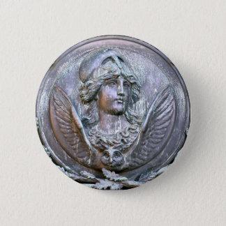 Bóton Redondo 5.08cm Protetor de Athena