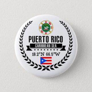 Bóton Redondo 5.08cm Puerto Rico