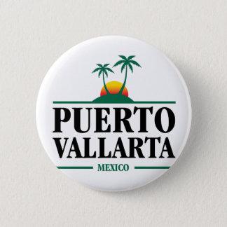 Bóton Redondo 5.08cm Puerto Vallarta México