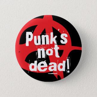 Bóton Redondo 5.08cm Punk nao inoperante!